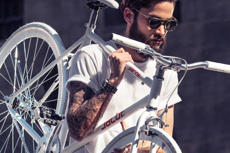 Jacob Fixie Bike, Campaign